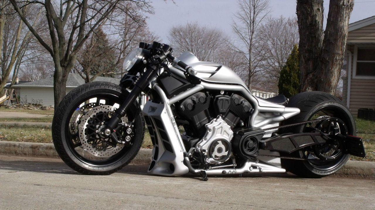 Harley Davidson V Rod Muscle Custom