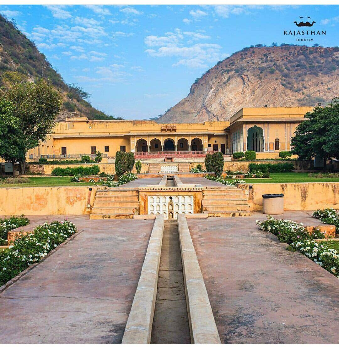 Vidyadhar Garden One Of The Most Pristine Gardens Located At