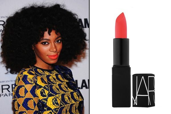 • Dope Brown Girl | Solange Knowles in Niagra by NARS  •