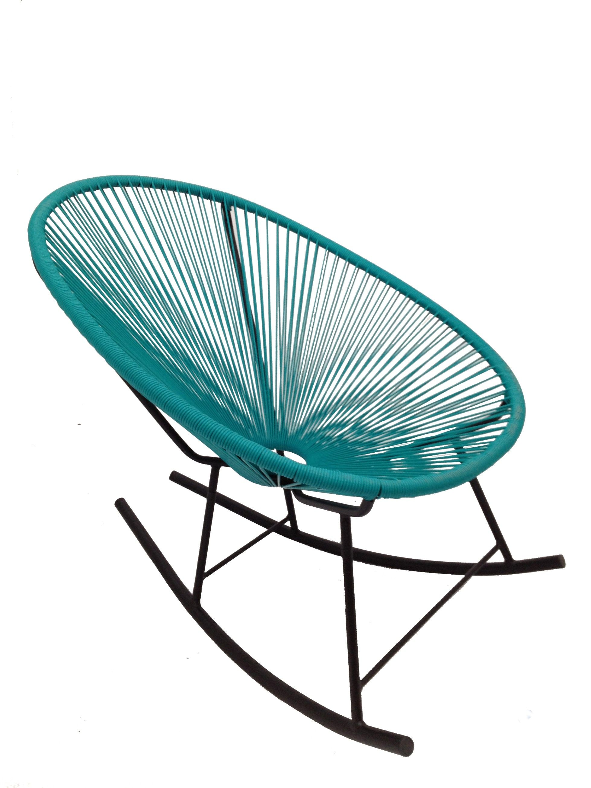 Replica Acapulco Rocking Chair - Interiors Online | cadeiras de ...