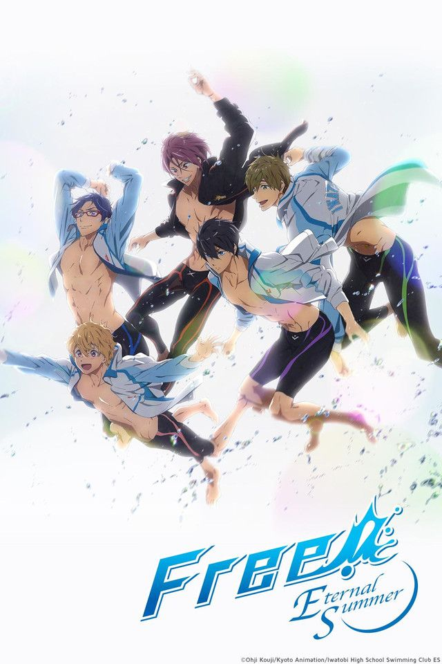 Crunchyroll - Free! - Iwatobi Swim Club Full episodes streaming online for free. I so need to watch the second season!