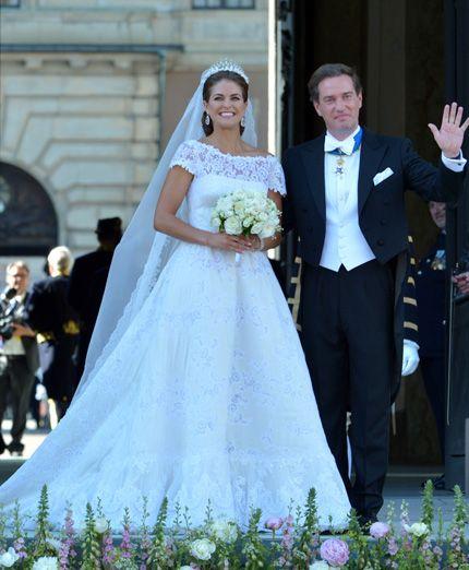 Wedding Of Princess Madeleine & Christopher O\'Neill | Wedding ...