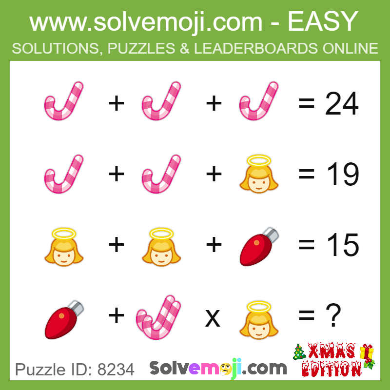 Emoji Puzzles And Answers - Year of Clean Water