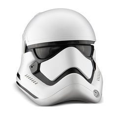 This First Order Stormtrooper Helmet Prop Replica is an absolutely gorgeous display piece for Star Wars fans. Itu0027s also a great costume piece.  sc 1 st  Pinterest & First Order Stormtrooper Helmet Prop Replica | Dies und ohhhh haa ...