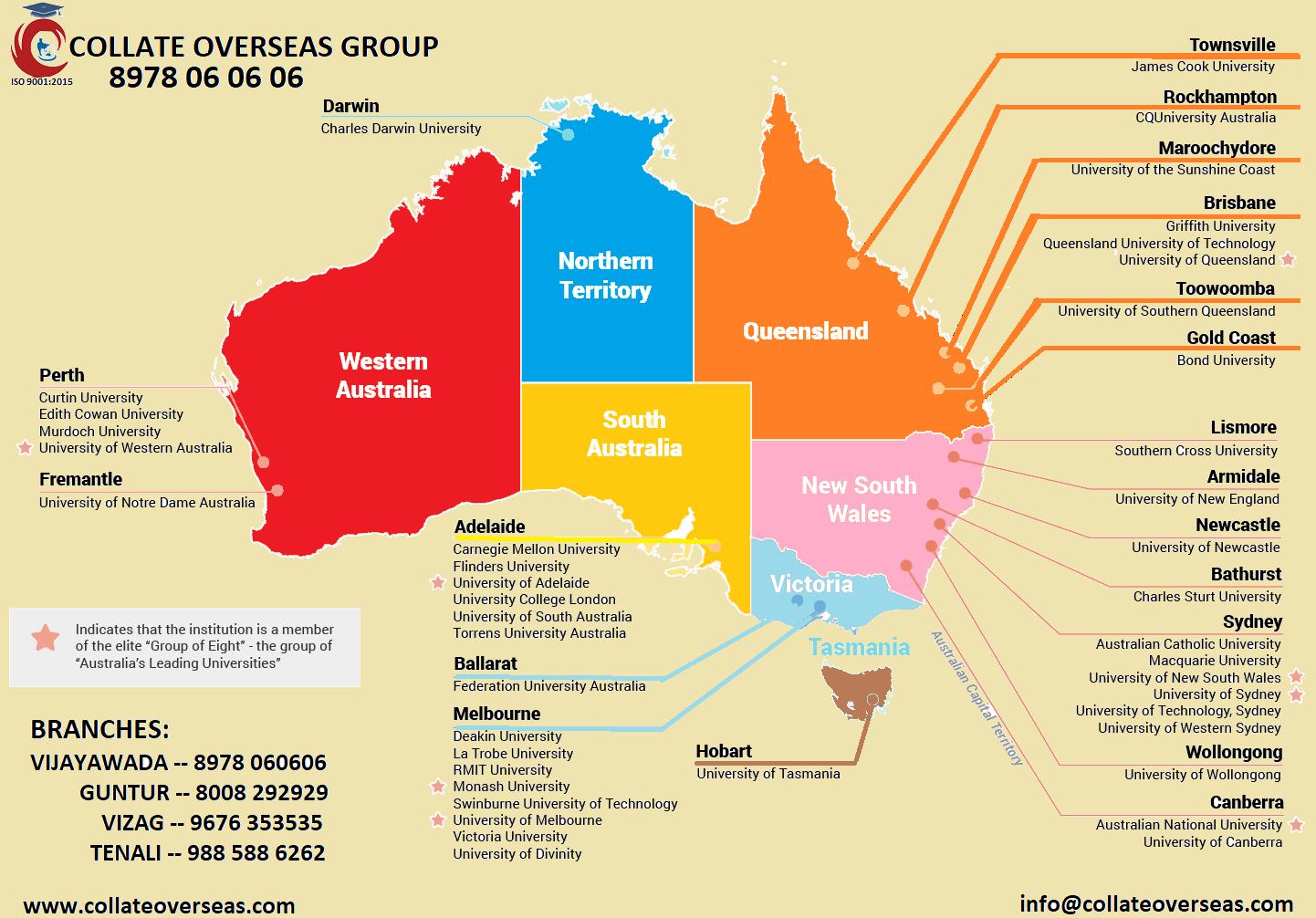 Study In Australia Study In Australia Universities Services