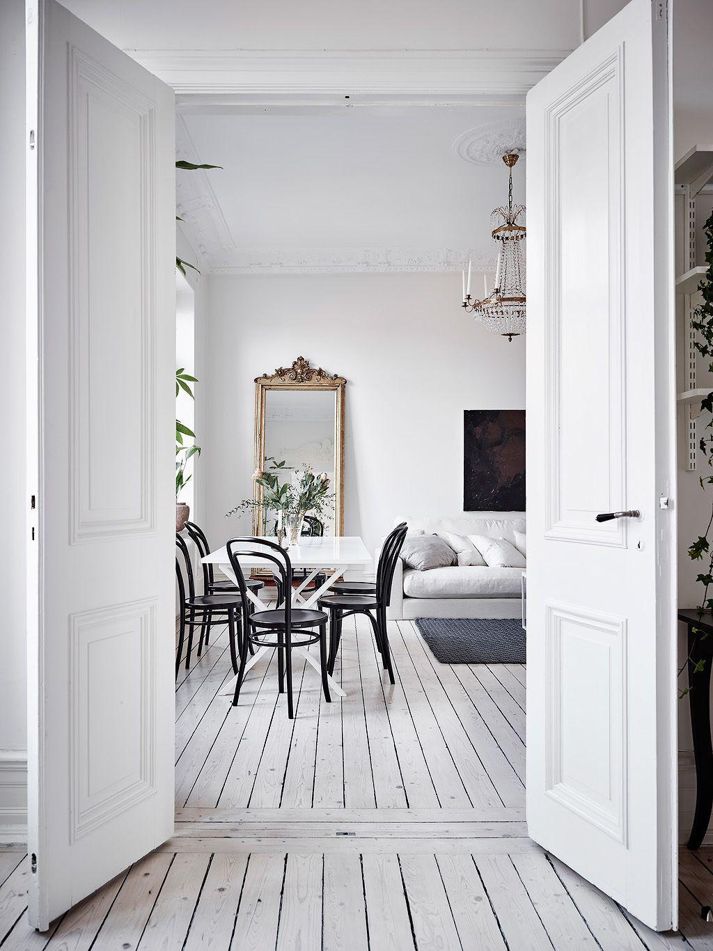 dreamy white apartment17