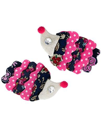 Monsoon Girls 2x Tiggy Printed Hedgehog Clips Size One Size Multi Monsoon http://www.amazon.com/dp/B00LYPLWB6/ref=cm_sw_r_pi_dp_9ixpub11WHBC6