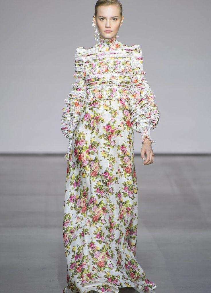 modetrend 2018: viktorianische sommerkleider | sommer