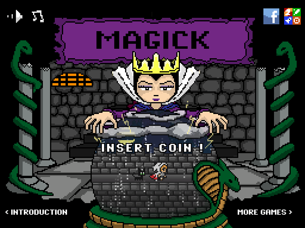If you're a sucker for 8bit nostalgia, then Magick is a
