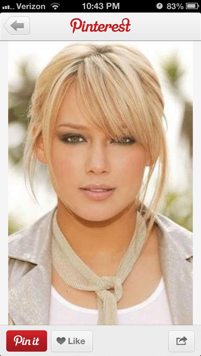 21++ Side swept bangs ponytail trends