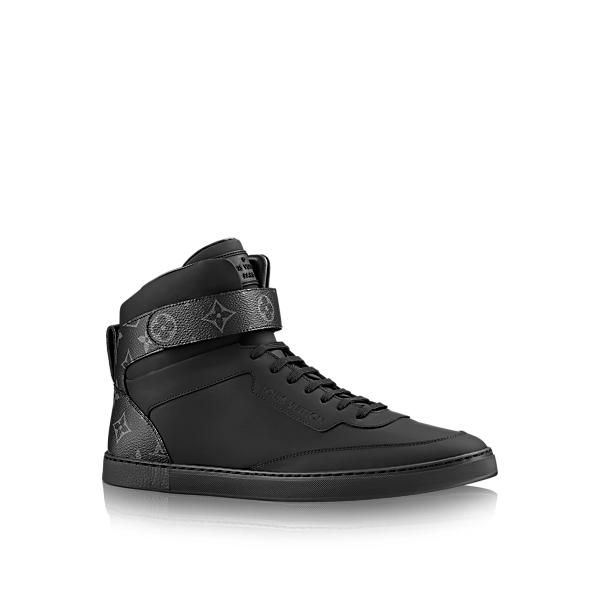 3852a3888f22 LOUIS VUITTON Passenger Sneaker Boot.  louisvuitton  shoes     LV ...