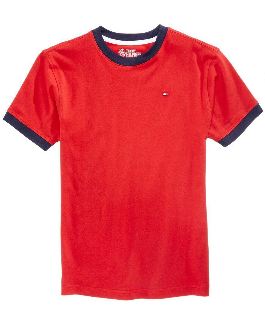 Tommy Hilfiger Big Boys Ken Tee & Reviews Shirts & Tees