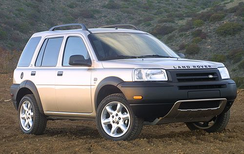 click on image to download 2001 2004 land rover freelander repair rh pinterest com 2005 Land Rover 2001 Land Rover Range Rover