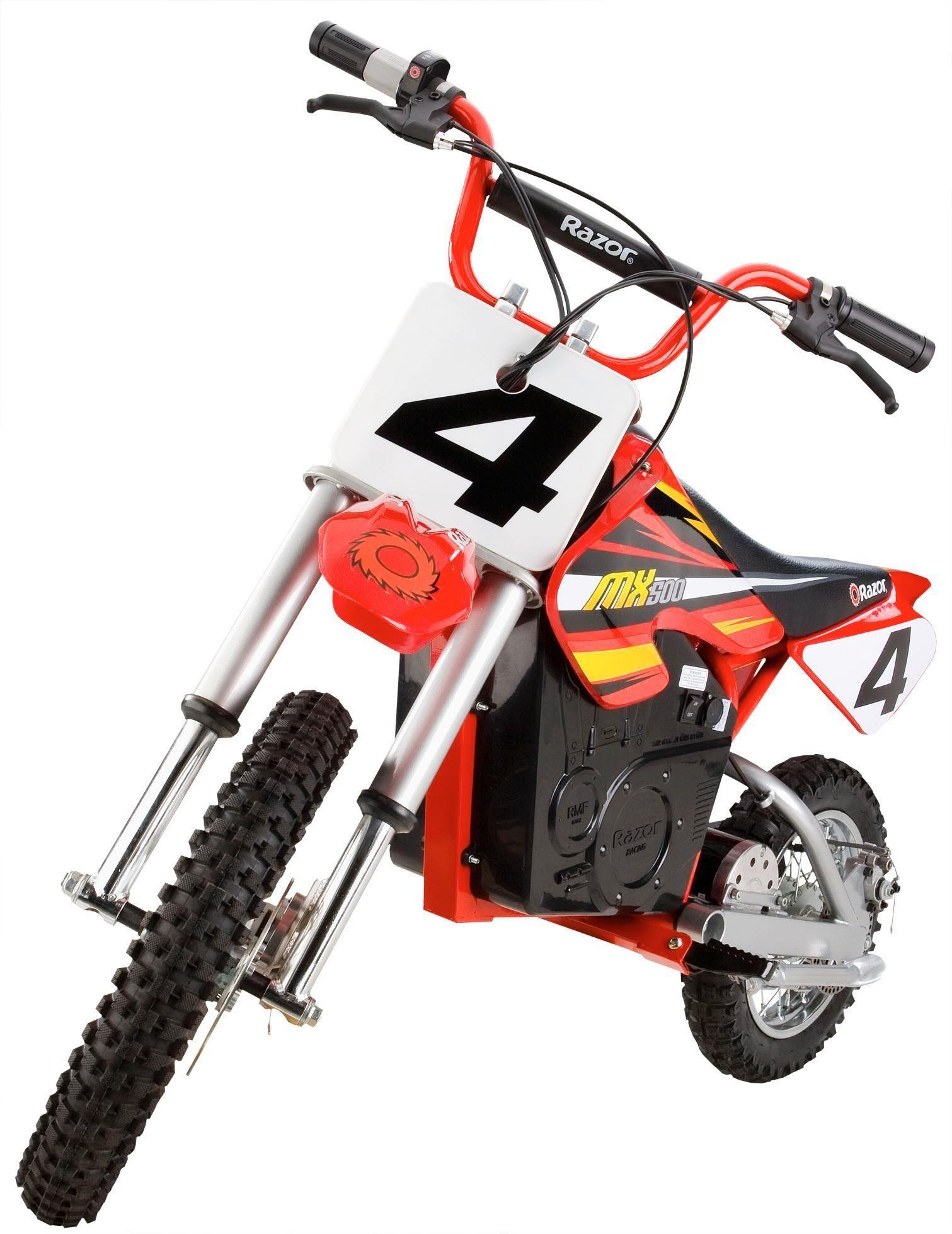 Razor Mx500 Dirt Rocket Electric Motocross Bike Electric Dirt Bike Motocross Bikes Bike