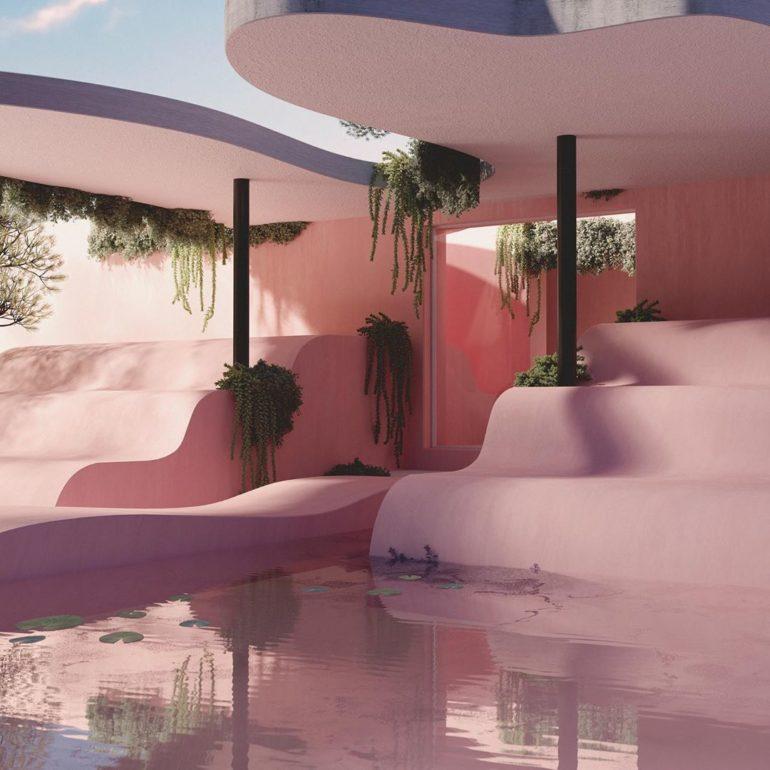 Photo of Andrés Reisinger Stunning 3D Interiors