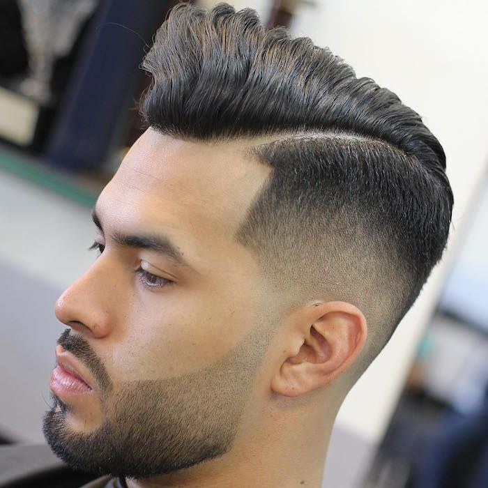 Barbe Homme Dgrade Excellent Coupe Homme Dgrad Amricain Barbe With