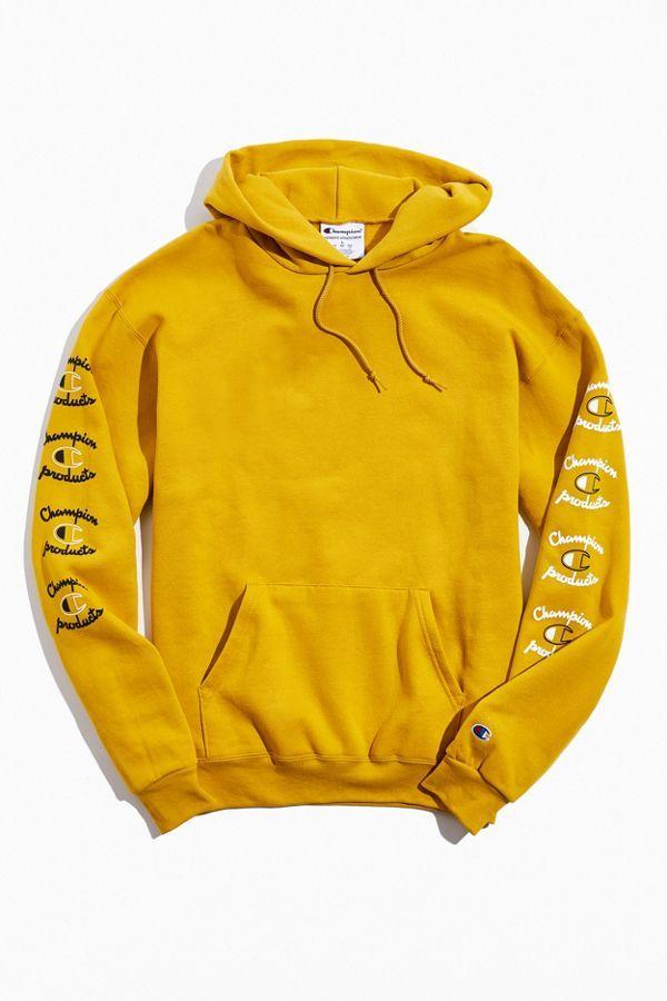 Champion UO Exclusive Eco Fleece Hoodie Sweatshirt