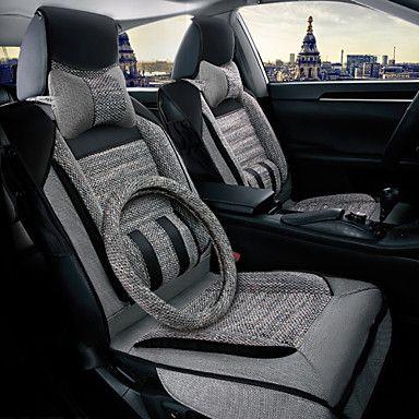assento de carro almofada almofada, outono e inverno conjunto de cuidados de saúde universal, roupa de cama, tampa de assento traseiro – BRL R$ 487,64