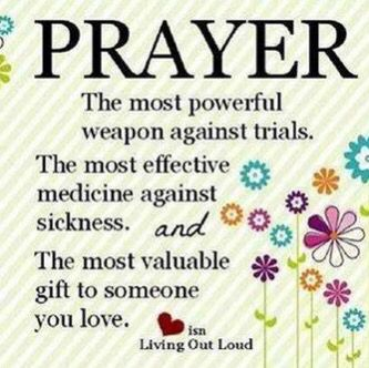 Pray for good health quotes