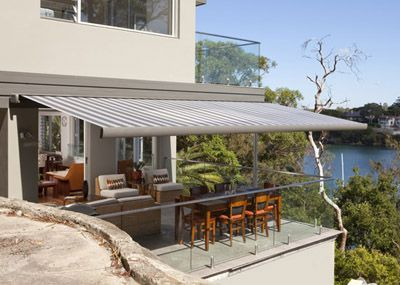 Retractable Awning Backyard Pinterest Retractable Awning