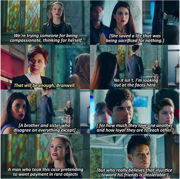 I really did like Lydia as a character.