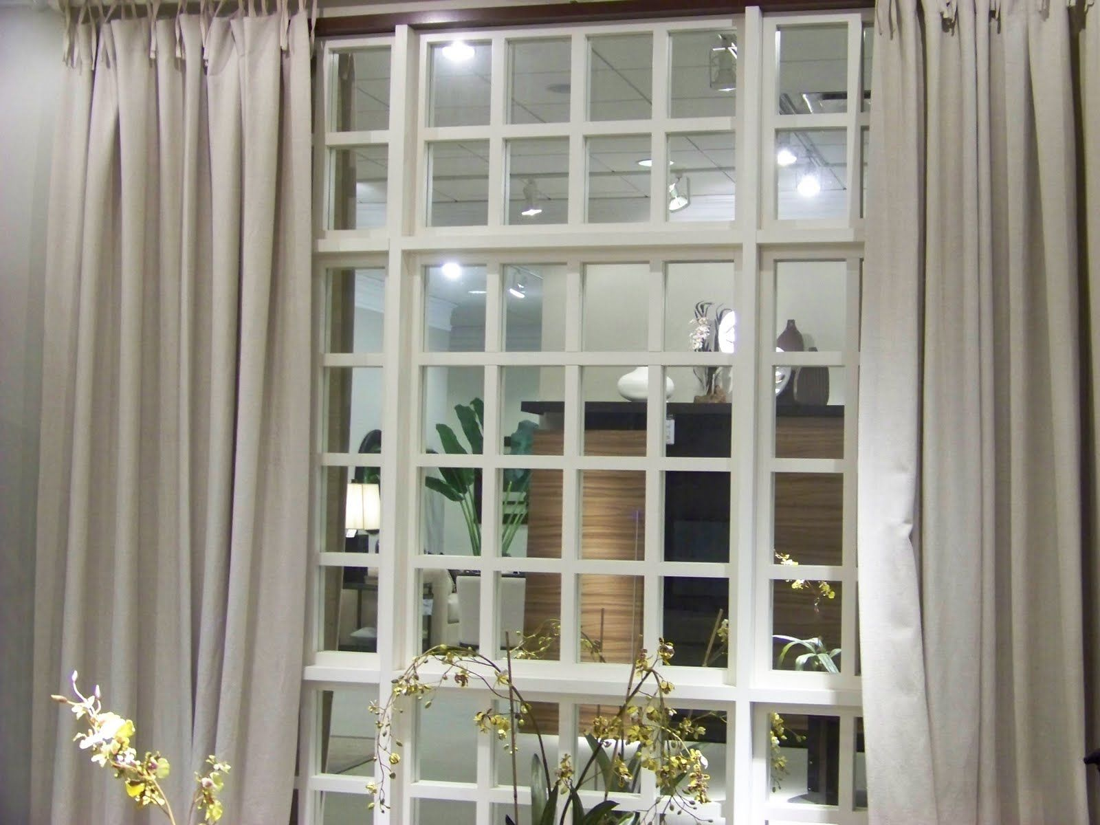 Clever Faux Window Great Idea For A Basement Window Scene Covers Pinterest Overlays Kitchen Sinks And Window
