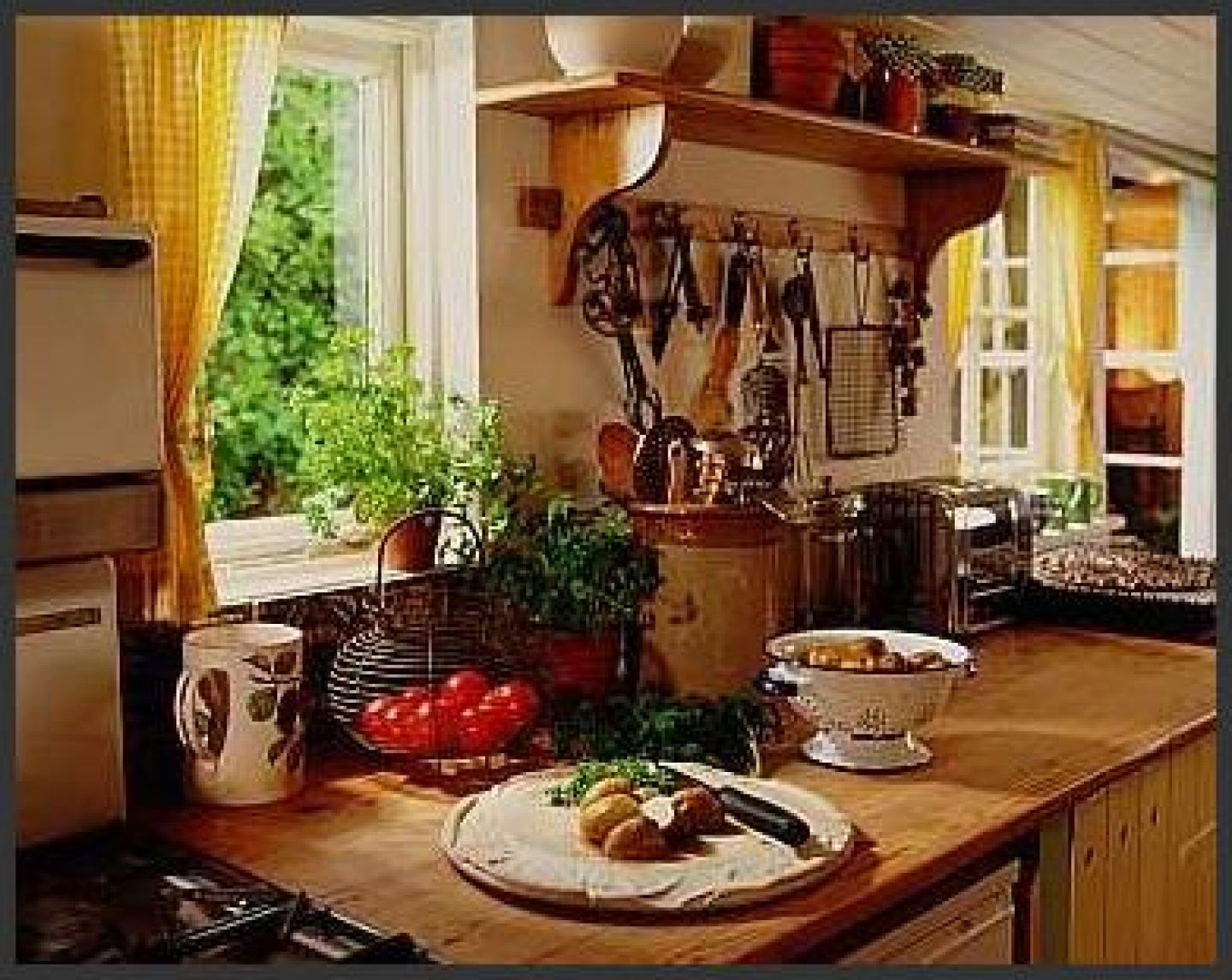 country interior design - 1000+ images about kitchen on Pinterest French country kitchens ...