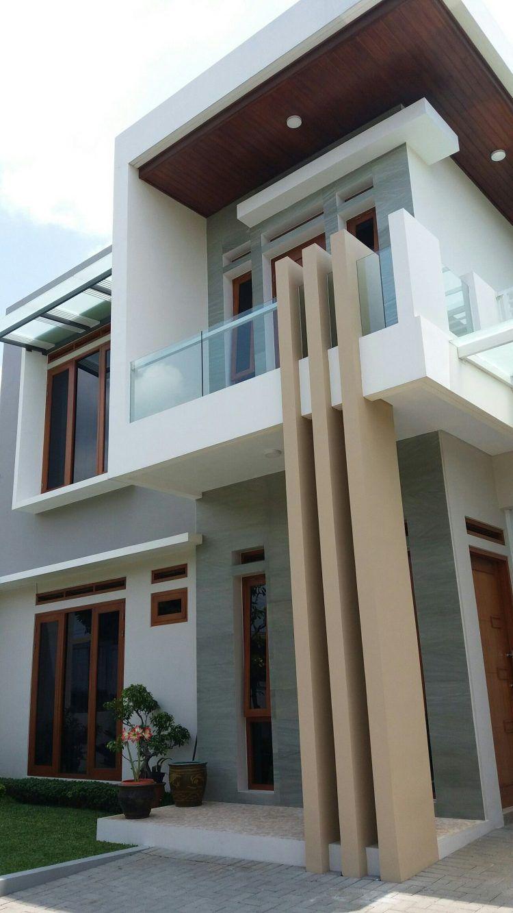 Cat Depan Rumah Minimalis : depan, rumah, minimalis, Decor