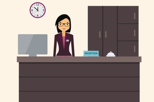 Why Being A Receptionist Is A Fun Job Receptionist Jobs Jobs In Ghana Administrative Jobs