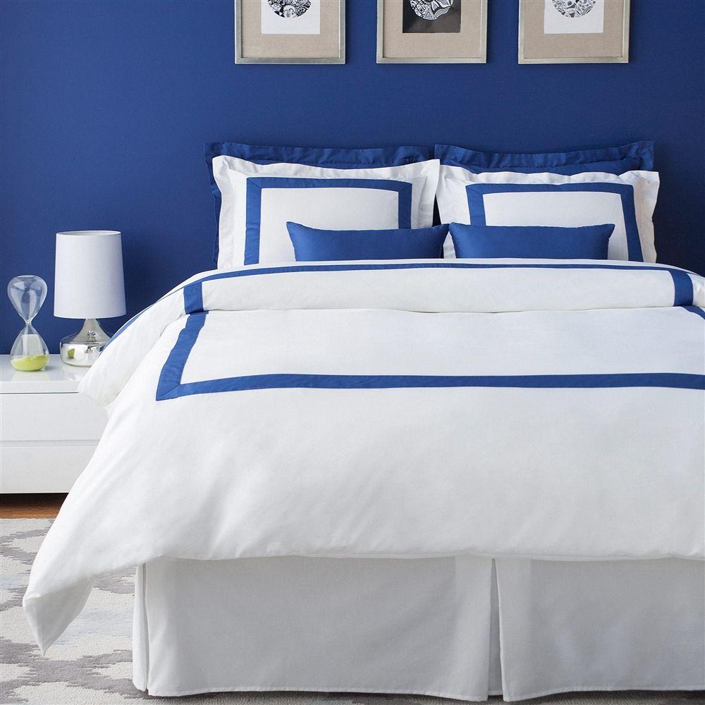 Lacozi Boutique Hotel Collection Royal Blue Duvet Cover Set