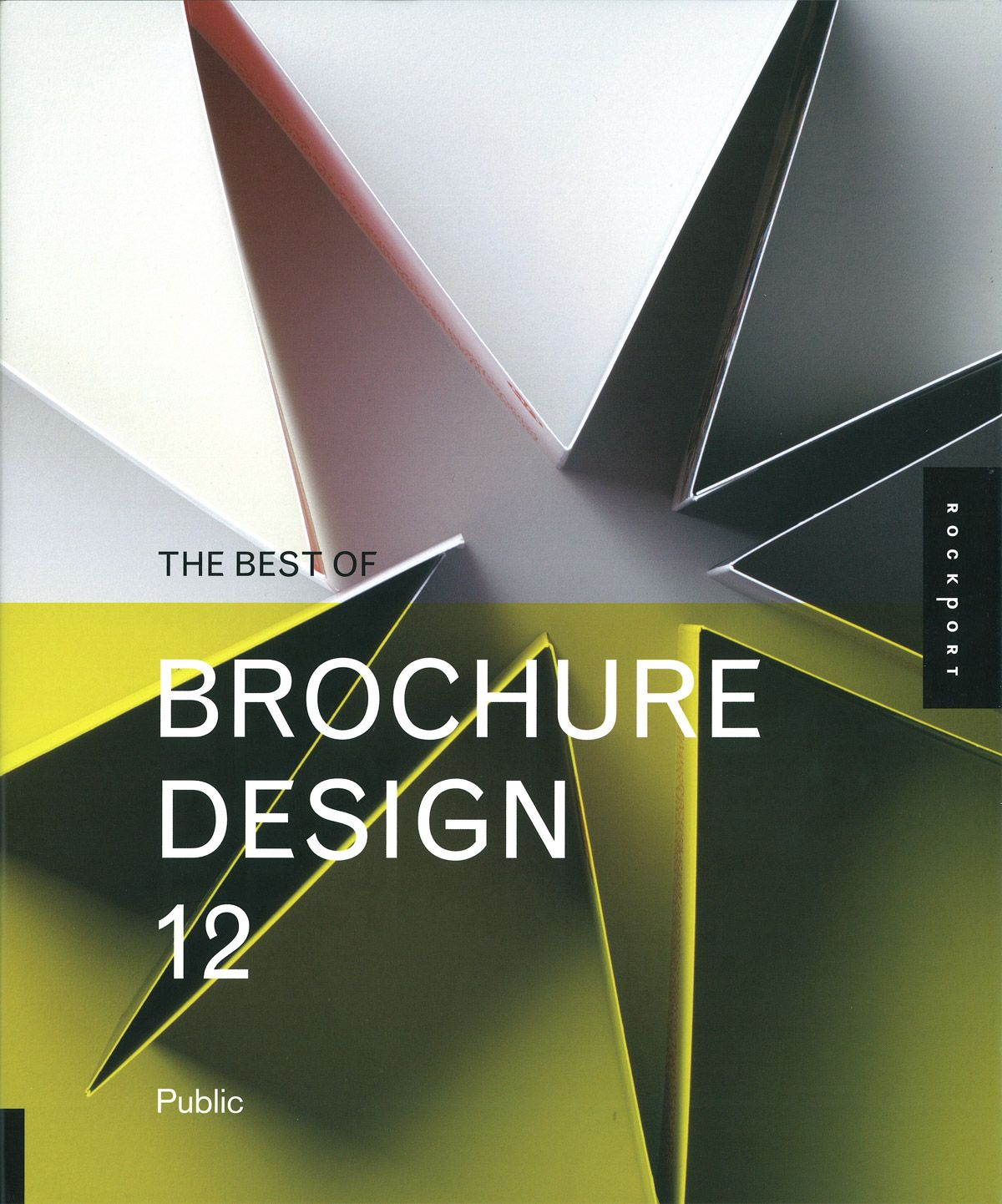The Best of Brochure Design 12 bog fra Viking og Creas