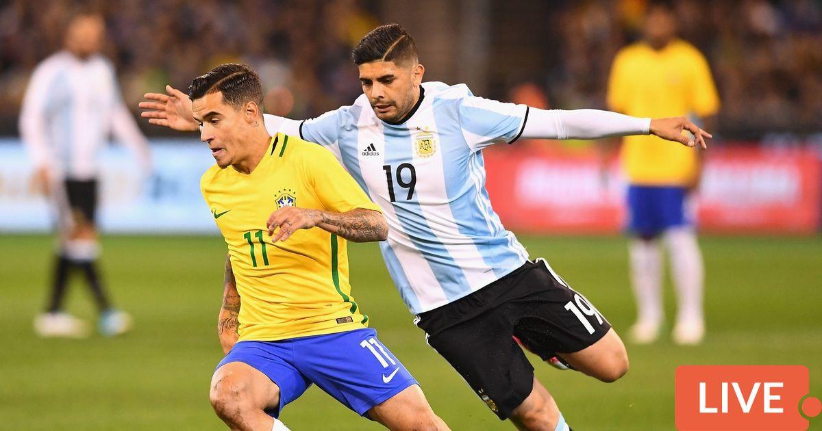 Watch Live Brazil Vs Argentina Live Stream International Friendly Match Brazil Vs Argentina Live Matches Argentina