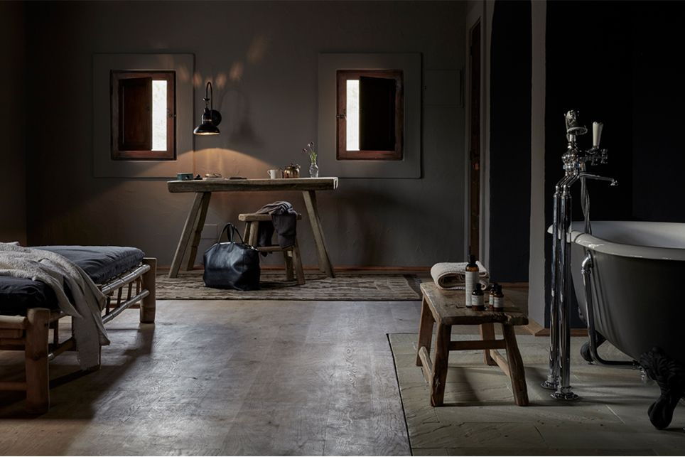 Last week Design Hotels introduced their members to the first of a kind experiment : La Granja Ibiza - A members-only retreat.