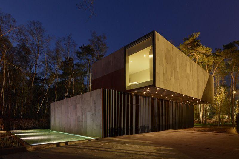 Ex it architectuur forrest houses house design architect