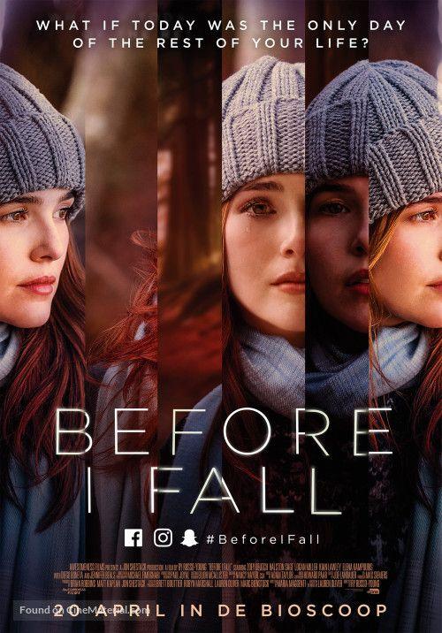 Resultado de imagen para before i fall 2 poster