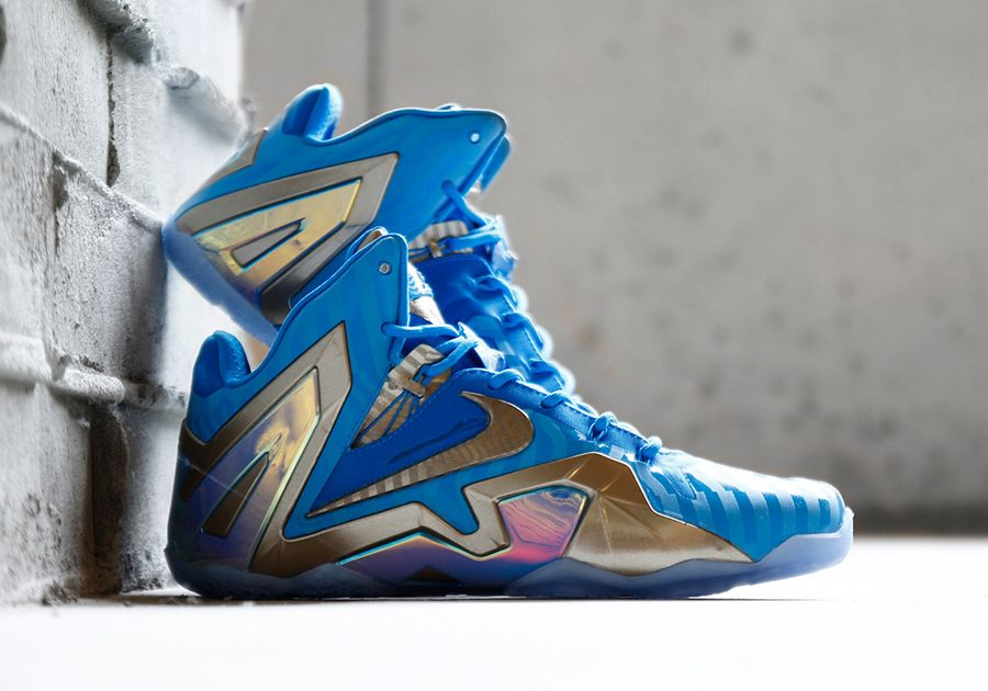 Authentic Nike LeBron 11 Elite Finals PE