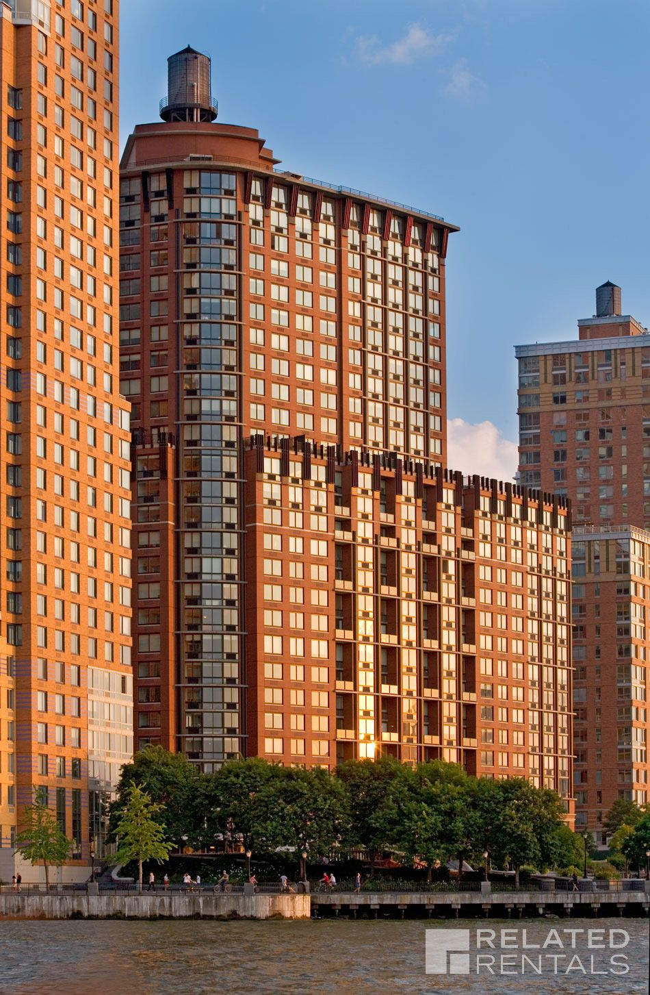 Tribeca Park Related Rentals Nyc