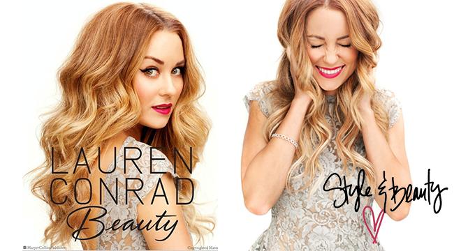 Makeup My Day Lauren conrad beauty book, Lauren conrad