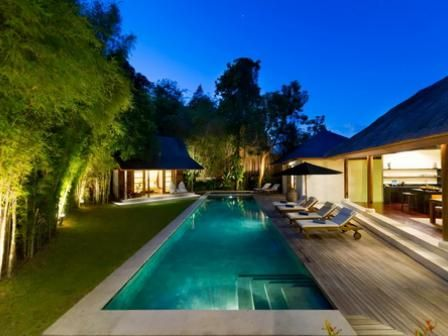 Bali Villa Sacha Short Long Term Luxury Private Bali Pool Villa To Rent Bali Style Home Pool Houses Villa