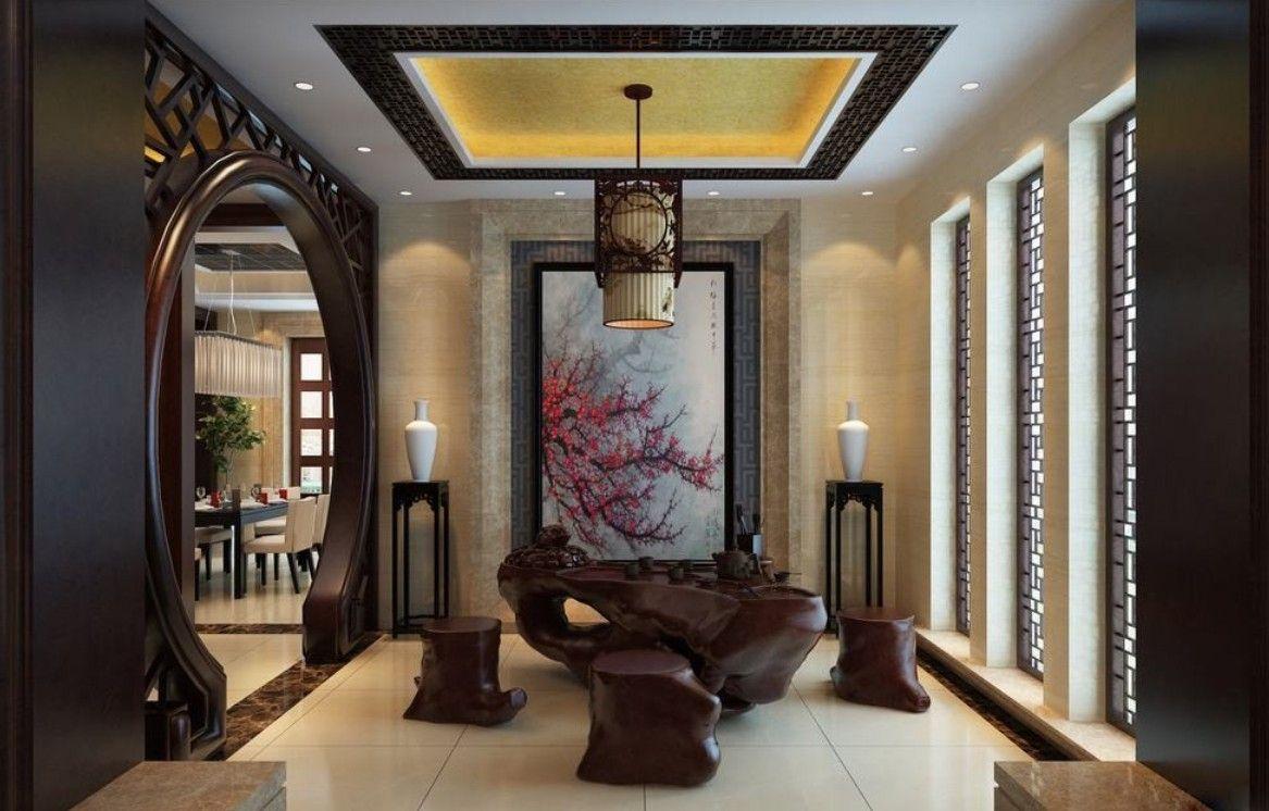 Japanese style interior photo