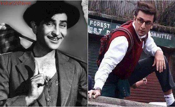 Jagga Jasoos actor Ranbir Kapoor: Feel very proud being Raj Kapoor's grandson