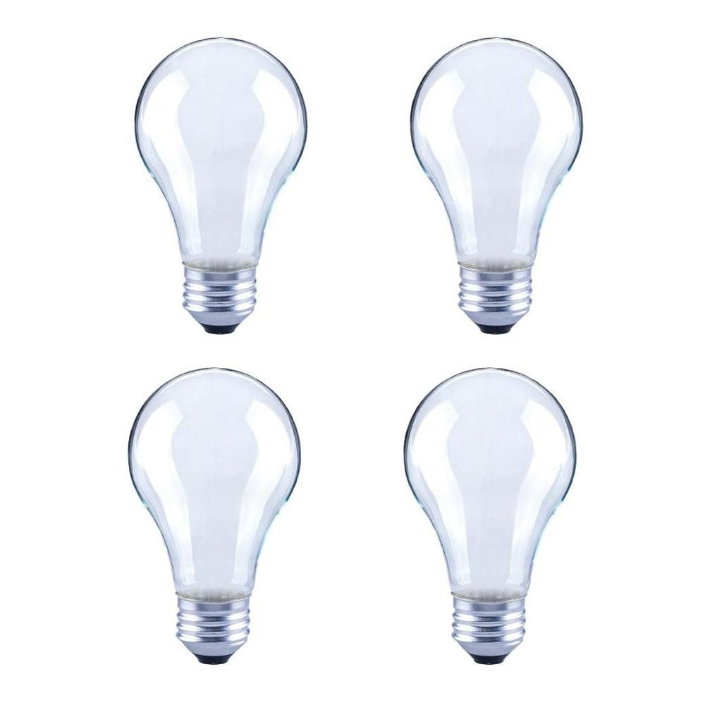 Ecosmart 60 Watt Equivalent A19 Dimmable Energy Star Frosted