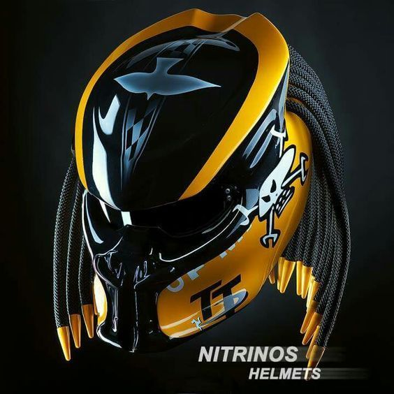 Pin oleh DSP Predator Helmet di STUFF TO BUY | Helm