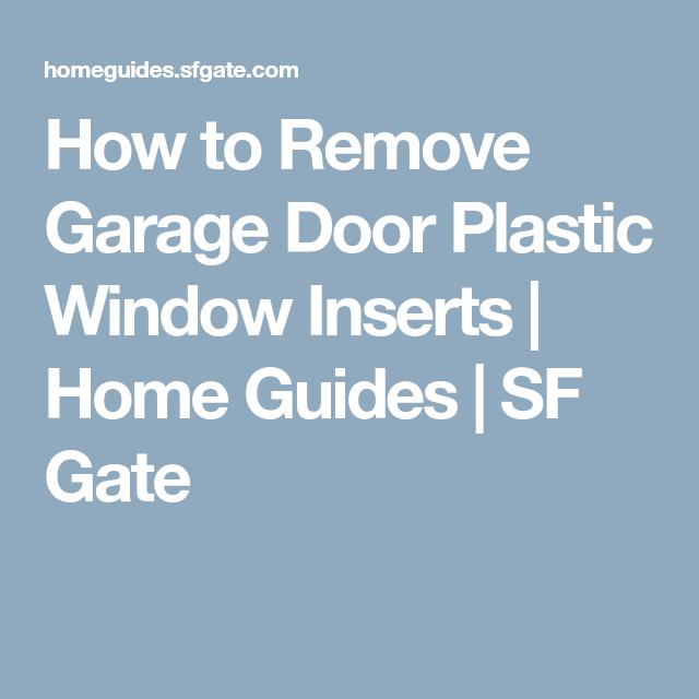 How To Remove Garage Door Plastic Window Inserts Fabric Softener Dispenser Clean Fabric Softener Dispenser Window Inserts