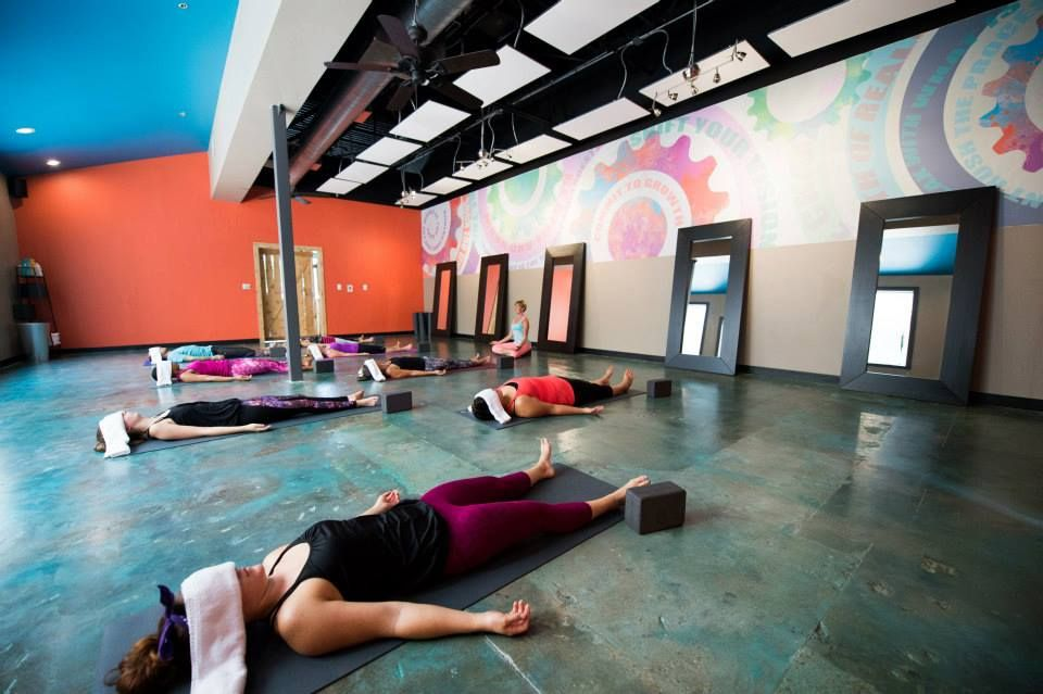 The Yoga Factory In Dallas Tx Is Enjoying Infrared Radiant Heat From Some Of Our Panels In Their Studio Www Heatinggreen Com Radiant Heat Yoga Studio Studio