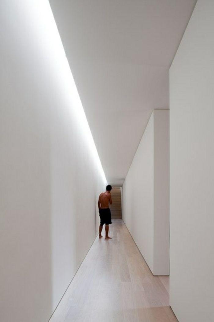 Indirekte Beleuchtung an Decke: 68 tolle Fotos! – Archzine.net