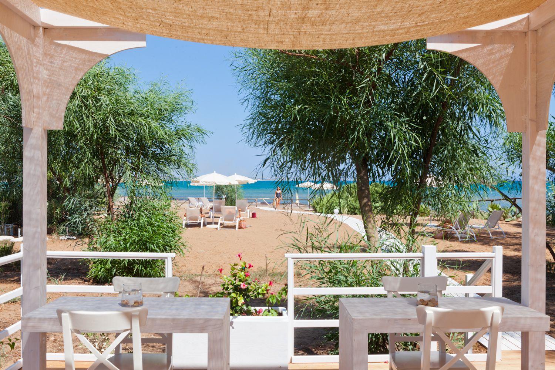 Baia Porto Ulisse Chalet Sul Mare Portoulisse Sicily Con