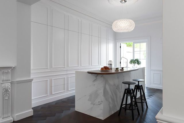Hidden Kitchen Design Minosa Design The Hidden Kitchen  Sydney's Eastern Suburbs  Wet