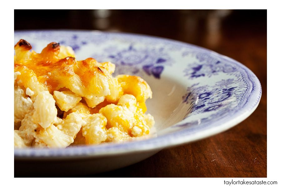 Once you try this you will never go back to the blue box once you try this you will never go back to the blue box macaroni cheese recipe forumfinder Image collections