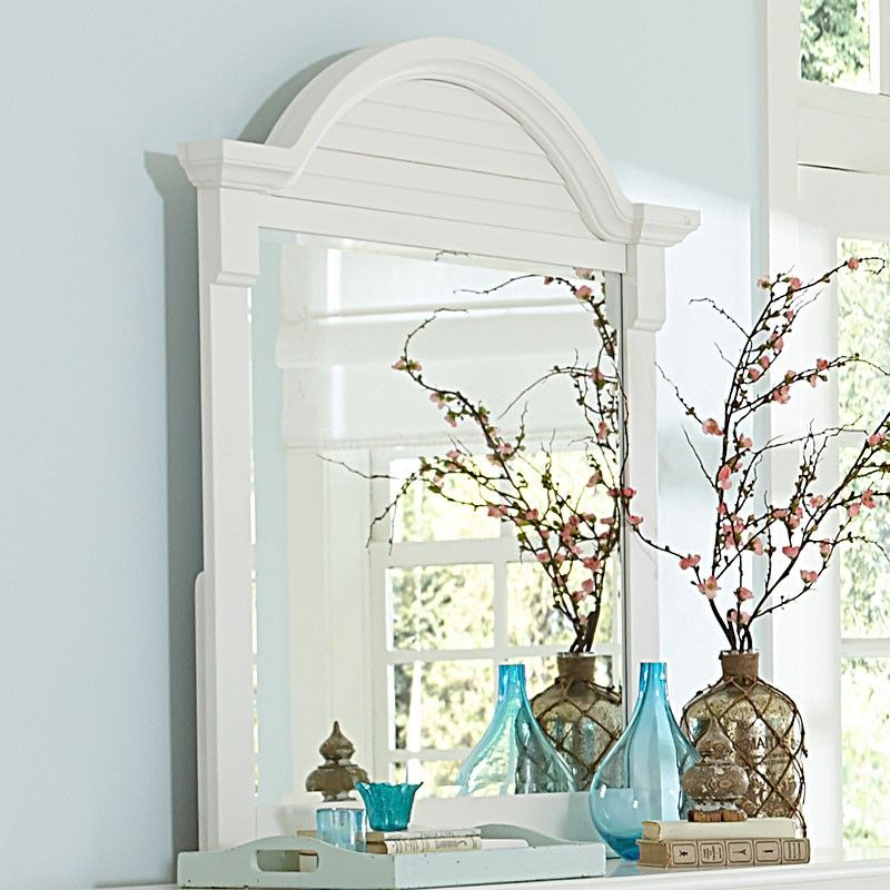 Summer House I Mirror Liberty Furniture | Furniture Cart